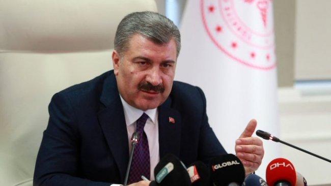 Sağlık Bakanı Fahrettin Koca: Toplam can kaybımız 92'yi buldu
