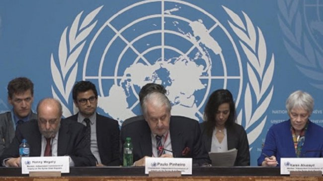 BM: Suriye için acil eylem planına ihtiyaç var