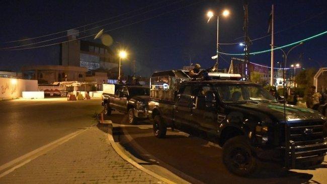 Kerkük'te sokağa çıkma yasağı uzatıldı
