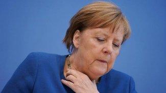 Almanya'da Başbakan Angela Merkel'e gizli rapor