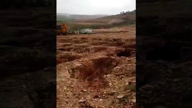 Antep Valiliği'nden 'toplu mezar' iddiaları hakkında açıklama