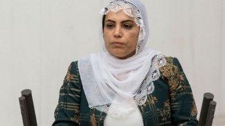 HDP milletvekili Remziye Tosun hakkında soruşturma başlatıldı