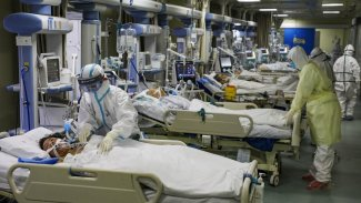 İngiliz medyası: Çin'de ölü sayısı açıklanandan 40 kat fazla