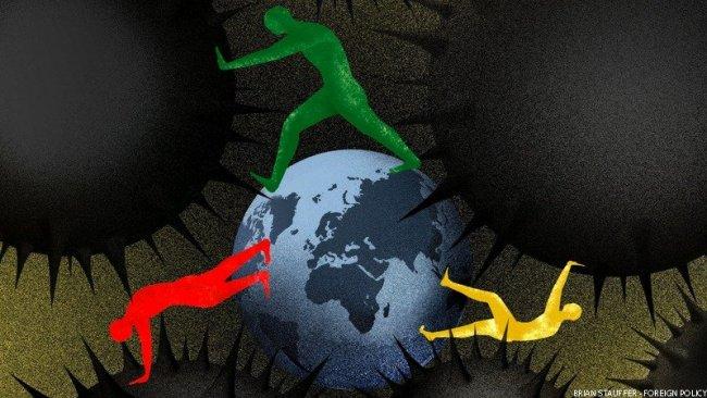 Küresel Tehdit İnsan Mı? Virüs Mü?