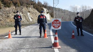 Türkiye genelinde 18 ildeki 39 yerleşim yerinde karantina uygulanıyor