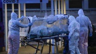 Türkiye'de ölü sayısı 168'e, vaka sayısı 10 bin 827 yükseldi