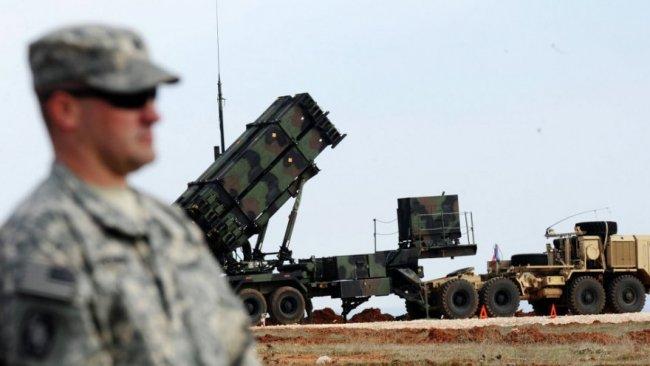 ABD,Kürdistan Bölgesine Patriot konuşlandırdı
