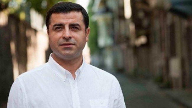 Cumhurbaşkanlığı'ndan Selahattin Demirtaş'a 'evde kal' mesajı