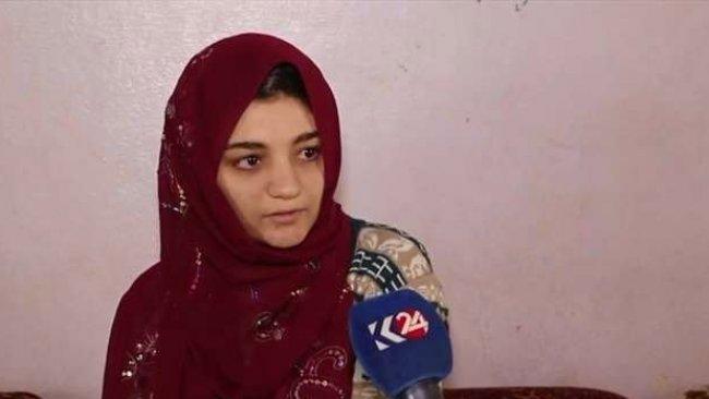 Ezidi kürt kadını: Korkudan anadilimi unuttum
