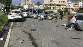 Hatay'ta TIR kazası: 5 ölü, 15 yaralı
