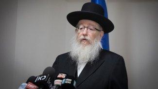 İsrail Sağlık Bakanı ve eşi koronavirüse yakalandı