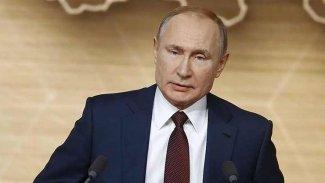 Putin: Rusya'da durum giderek zorlaşıyor
