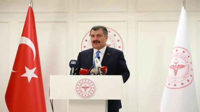 Türkiye'den koronavirüsten ölenlerin sayısı 356'ya yükseldi!