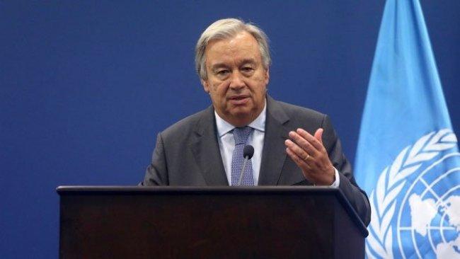 BM'den uyarı: 'Terörist gruplar virüsten istifade edebilir'