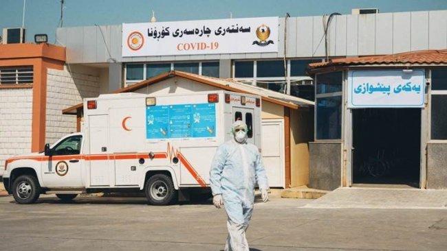 Kürdistan Bölgesi'nde koronavirüs vaka sayısı 201'e yükseldi