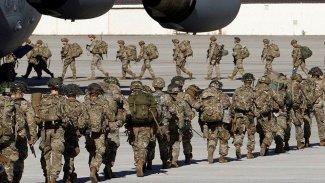 Uluslararası Koalisyon: Yüzlerce asker Irak'tan çekildi
