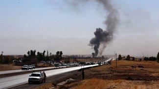 Bağdat'da peş peşe patlamalar