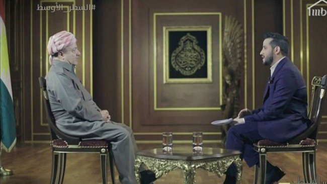 Başkan Barzani: Coğrafya kürtlere büyük zulüm yaptı
