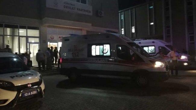 Bitlis'te kavga eden 7 kişiye sosyal mesafeye uymadıkları için para cezası uygulandı