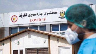 Kürdistan'da koronavirüse karşı önlemler arttı