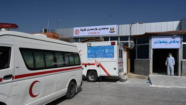 Erbil'de koronavirüsüne yakalanan 2 hasta daha iyileşti