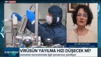 Canlı yayında korkunç iddia: 'Türkiye'deki vaka sayısı...'