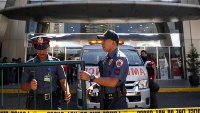 Filipinler'de kuralları ihlal eden adam öldürüldü