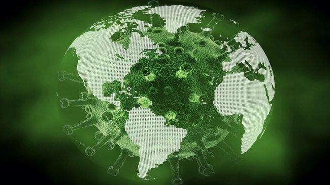 Koronavirüs salgınında korkunç bilanço: Ülkelerdeki vaka ve ölü sayısı artıyor!