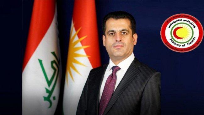 Sağlık Bakanı uyardı: Kürdistan büyük bir felaketin eşiğinde