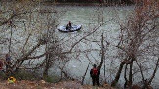 Dersim'deki baraj gölünde cesed bulundu