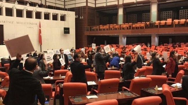 HDP'den infaz düzenlemesine protesto