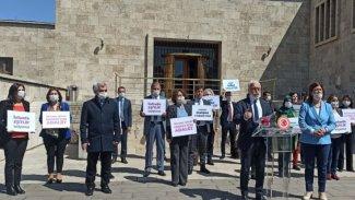 HDP'den 'infaz yasası'na tepki: Ayrımsız tahliye yapılsın