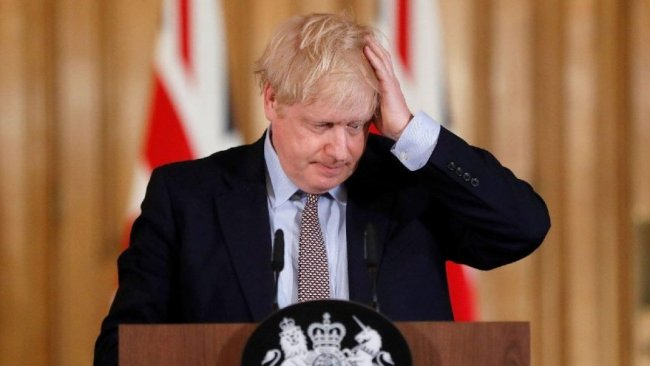 İngiliz Daily Telegraph gazetesi! Boris Johnson'ın hayatta kalma şansı yüzde...