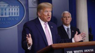 Trump, Dünya Sağlık Örgütü'nü 'Çin yanlısı' olmakla suçladı