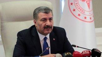 Türkiye'de koronavirüsten ölenlerin sayısı 725'e yükseldi