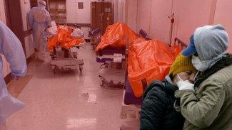 19 gün bekletilen cesette koronavirüs çıktı