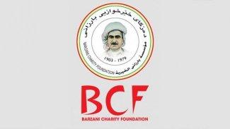 Barzani Yardım Vakfı'ndan başsağlığı mesajı