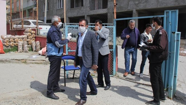Diyarbakır'da koronvirüsü yasakları arttı