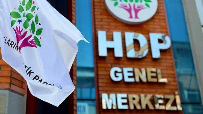 HDP'den Kulp saldırısı hakkında açıklama