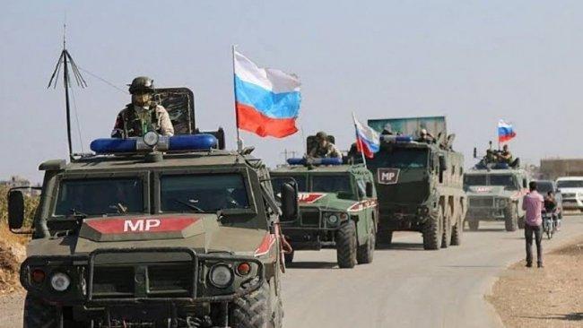 İdlib'de 3'üncü Rus-Türk devriyesi gerçekleştirildi