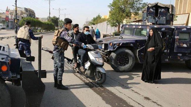 Irak'ta sokağa çıkma yasağına ilişkin yeni karar