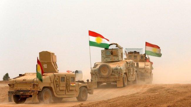 IŞİD, Peşmerge Güçleri'ne saldırdı!