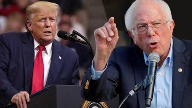 Trump'ın en büyük rakibi Bernie Sanders, başkanlık yarışından çekildi