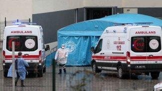 Türkiye'de koronavirüsten 87 kişi daha hayatını kaybetti