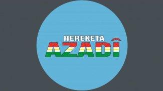 Azadi Hareketi'nden Kulp saldırısına ilişkin açıklama