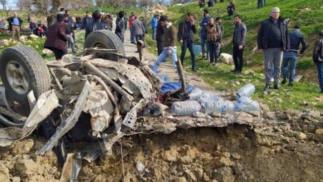 Diyarbakır'daki patlamada hayatını kaybedenlerin kimlikleri belli oldu