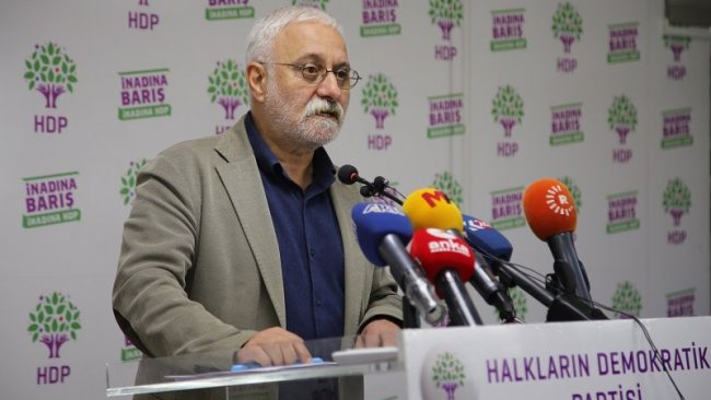 HDP: İnfaz düzenlemesinin koronavirüsle alakası yok