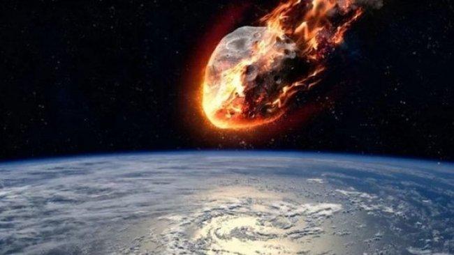 NASA'dan Göktaşı ile ilgili açıklaması