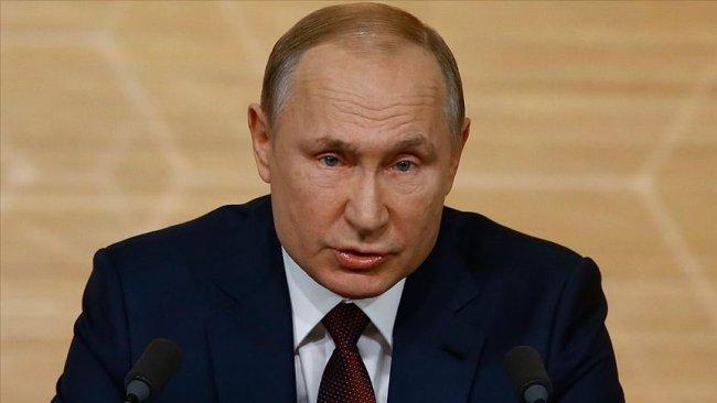 Putin: Yeni silahlarımızı Suriye'de test ettik