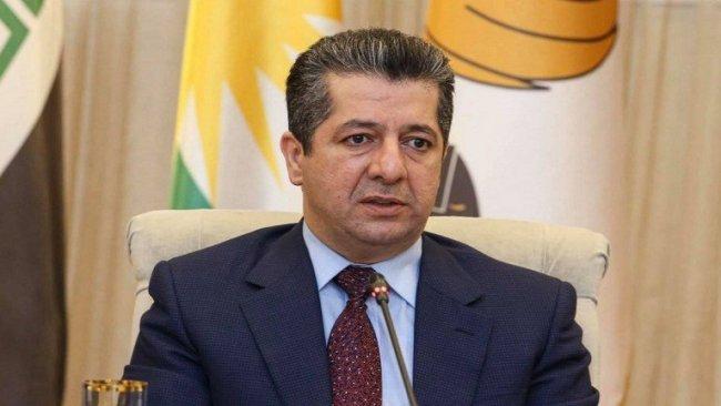 Başbakan'dan yaşamını yitiren Kürtler için taziye mesajı